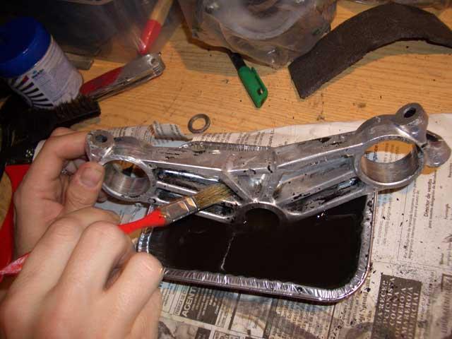 como decapar aluminio